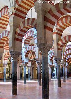 Mezquita Catedral de Córdoba Rincones de España