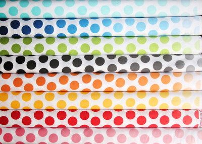 Please repin! If I get 21 repins I win this for free!    Ombre Dots fat quarter bundle8 pieces2 by freshsqueezedfabrics, $21.00