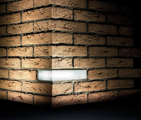 Brick Light Wall Recessed By Simes Outdoor
