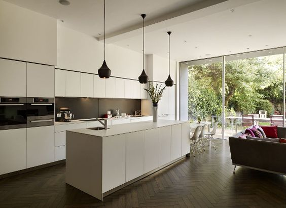 Divertissant cuisines and architecture on pinterest - Cuisine bulthaup prix ...