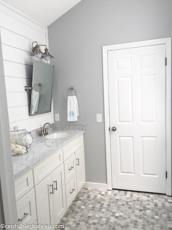 Master Bathroom Remodel On A Budget