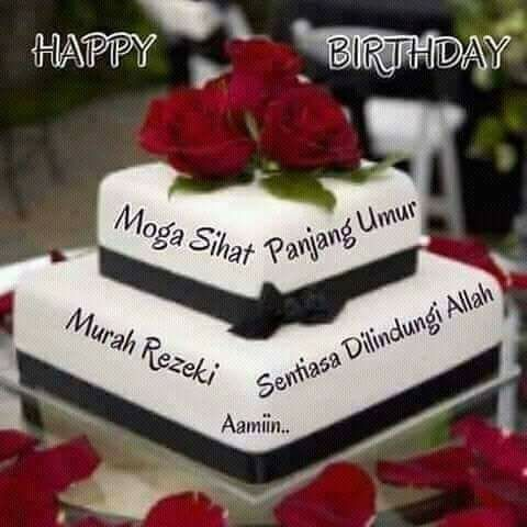 Quote Ulang Tahun Sendiri Quote Ulang Tahun Quote Quote Ulang Tahun Quote Ulang Tahun S In 2020 Happy Birthday Pictures Birthday Wishes Messages Happy Birthday