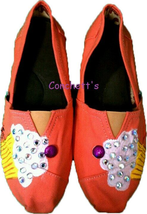 Another pair of Toms on order for Micah; this is their future.