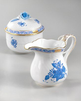 home decor & kitchen interior design - ShopStyle: Herend Chinese Bouquet Covered Sugr