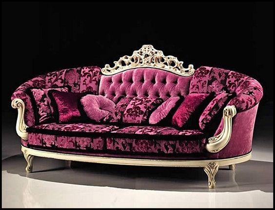 jepara classic art sofa