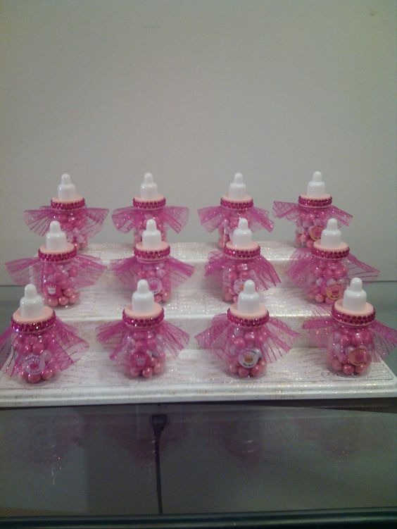 baby bottle favors what u say tutu cute angelica 39 s baby shower 5