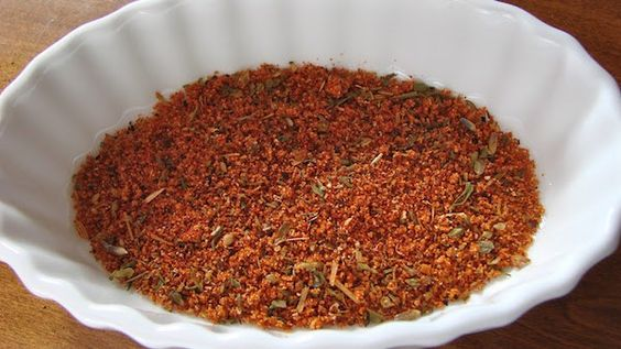 Blackened Seasoning is HOT. Use it for Cajun and Creole dishes, such as blackened fish, steak, or pork chops.
