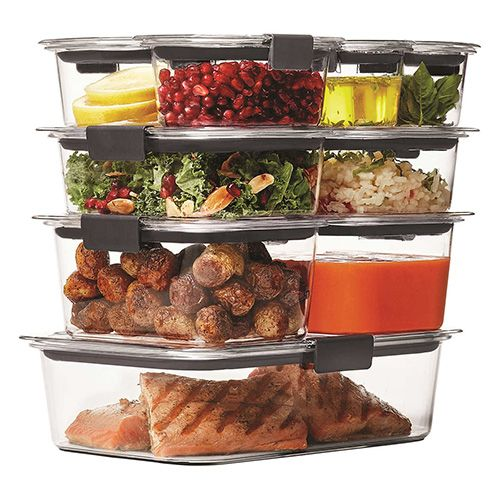 50 Things You Should 100 Percent Get At Costco Food Storage Set