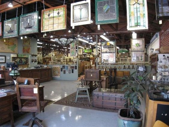 new salvage shop in Pasadena - cant wait to visit when I'm in LA!