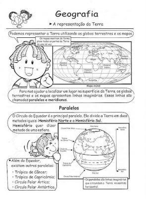 Atividades Escolares Para O Dia Mundial Da Terra 30 Fichas E