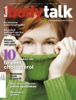 Eindredactie Bodytalk Knack 02/2013. Met dank aan Marleen Finoulst, Jan Etienne en Helga Orinx.
