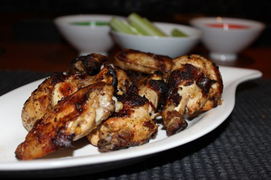 Spicy Grilled Chicken Wings Recipe - Food.com
