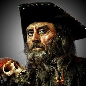 Captain Black Jack Murphy 35