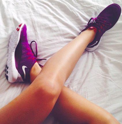 Zapatillas Nike 2013 Free Run+3 – Azules Con Celestes