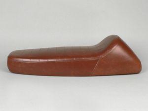 Sitzbank -ANCILLOTTI- Vespa PX - braun marmoriert