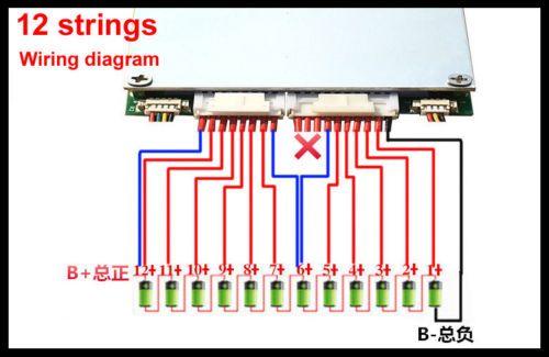 Lithium Li Ion Lifepo4 Battery Pcb Bms Protection Board Bluetooth Protection Bluetooth Battery