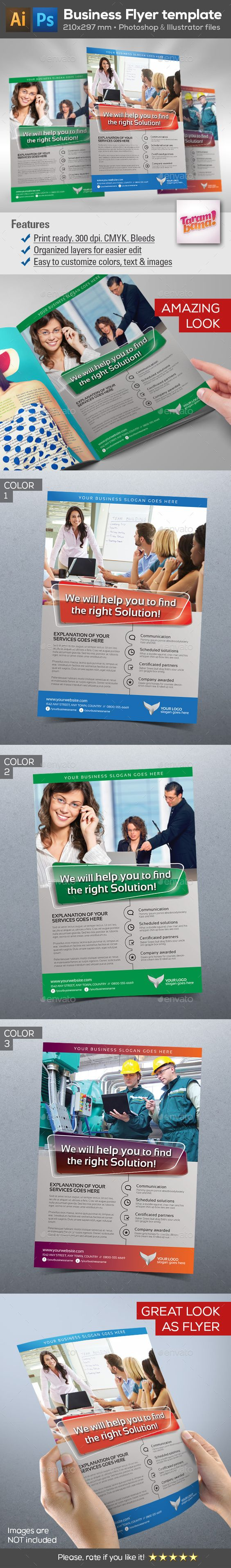 business flyer ad template business templates and business flyer ad template psd ai buy and