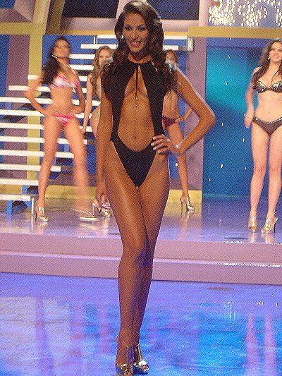 Gala de la Belleza 2007 - Dayana Mendoza, Miss Vzla. Miss Universe.