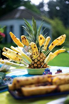 Pineapple Pasillas | Cinco de Mayo | Pinterest | Magazines