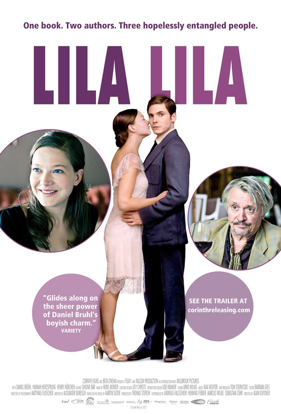 LILA LILA Movie Poster:
