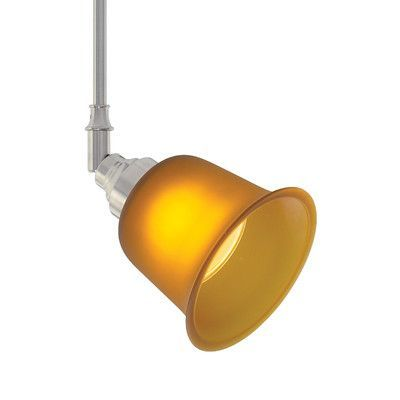 Tech Lighting Sullivan 1 Light Track Head Finish Satin Nickel, Size