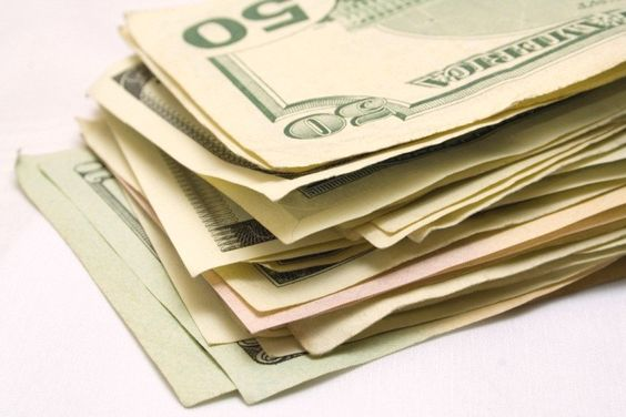 Show Me the Money!  It's National Dollar Day!