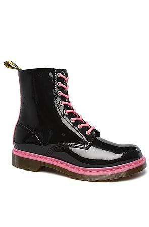 Dr. Martens Boots Pascal 8-Eye Pink