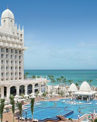 Hotel Riu Palace - Aruba (Best All-Inclusive Resorts in the Caribbean)   done that, great hotel and great service