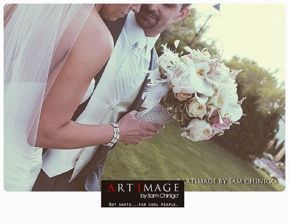 Farmington gardens bride & groom