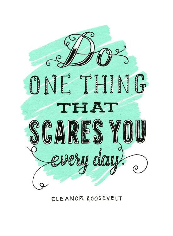 Quote of the Day: Eleanor Roosevelt on To-dos -