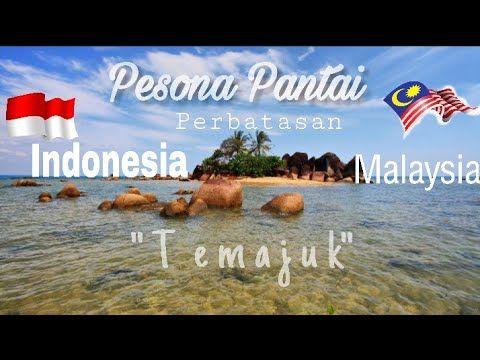 Nicke Afra Youtube Pantai Perahu Kalimantan