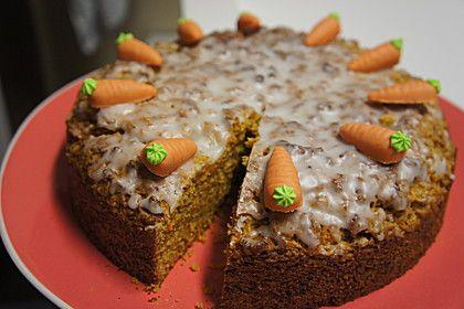 Karottenkuchen, ein sehr schönes Rezept aus der Kategorie Kuchen. Bewertungen: 155. Durchschnitt: Ø 4,3.