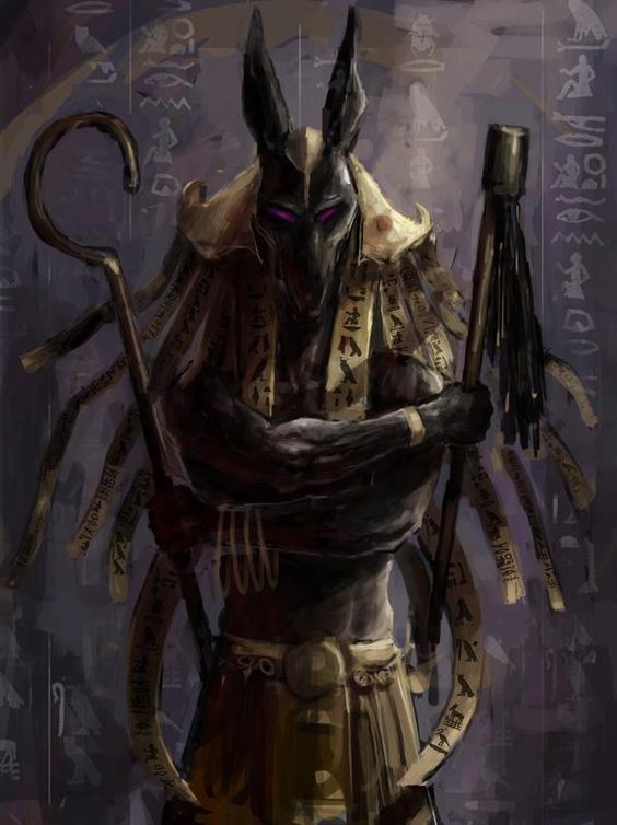 Anubis. Patron of Lost Souls. | Deities, Egyptian ...