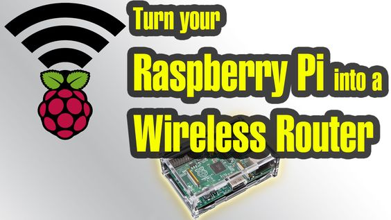 "The Raspberry Pi can be used as a router–great if you need a pocket-sized device to share an Internet connection.  It can also be used in conjunction with a cantenna. Requirements For This Walkthrough Materials Local network Mac or PC Raspberry Pi  running Raspbian ""wheezy"" Wireless USB Adapter HDMI Cable (*optional) Keyboard (*optional) Mouse (*optional) Monitor with HDMI input (*optional) *If the Raspberry Pi is set up as a headless machine, you will not need a monitor, keyboard, or ..."
