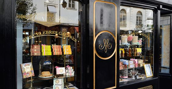 Paris - Méert Best waffles and everything else!