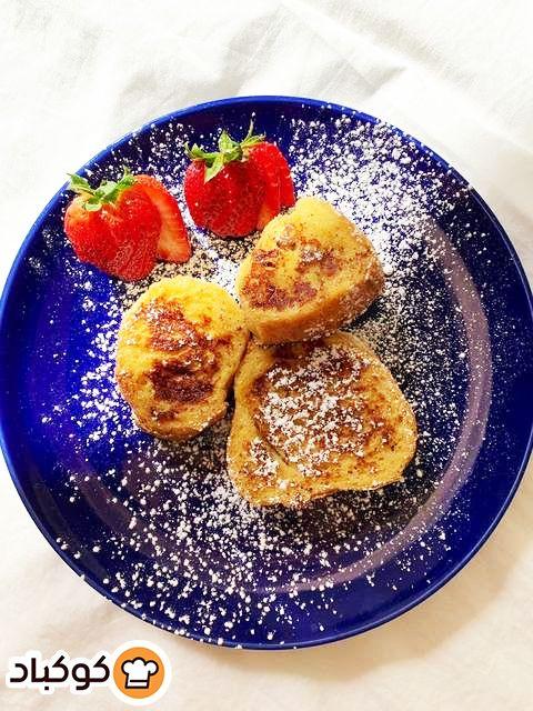 فرنش توست بالصور من سوسو Recipe Food Breakfast Pancakes