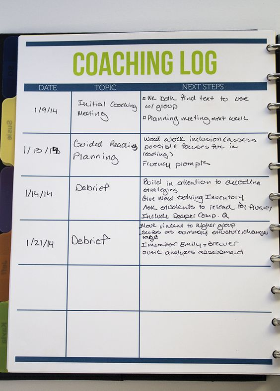Policies & Practices: Mentoring and Coaching Teachers