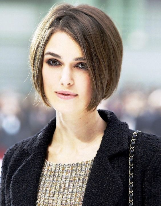 Pleasing French Bob Bob Hairstyles And Classic Bob On Pinterest Hairstyle Inspiration Daily Dogsangcom