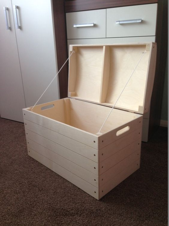 Large Unfinished Wood Hinged Box 8 1/4 x 5 5/8 x 2  |Large Unfinished Wooden Boxes