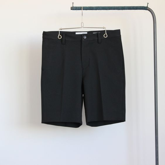 2way Pants - short #black/set up