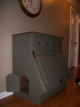 furniture to hide cat litter box hidden kitty litter box furniture wstorage cat litter box covers furniture