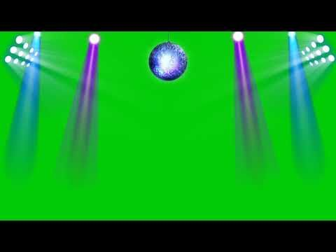 Colorfull Disco Lights Green Screen Effect Video Youtube In 2020 Green Screen Video Backgrounds Greenscreen Green Background Video