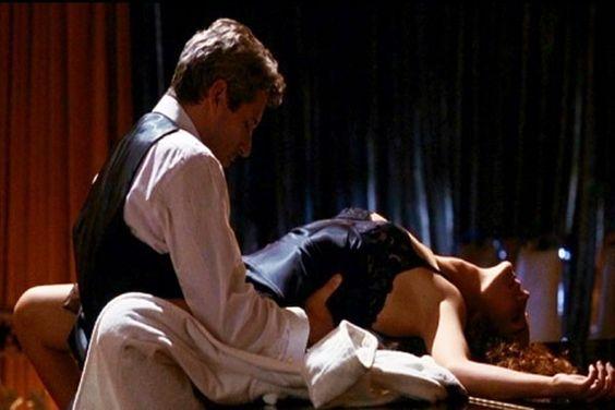 Pretty women sex scene