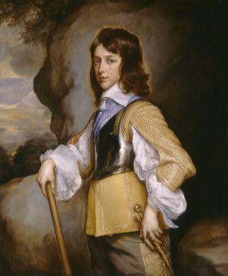 Prince Henry Stuart, Duke of Gloucester