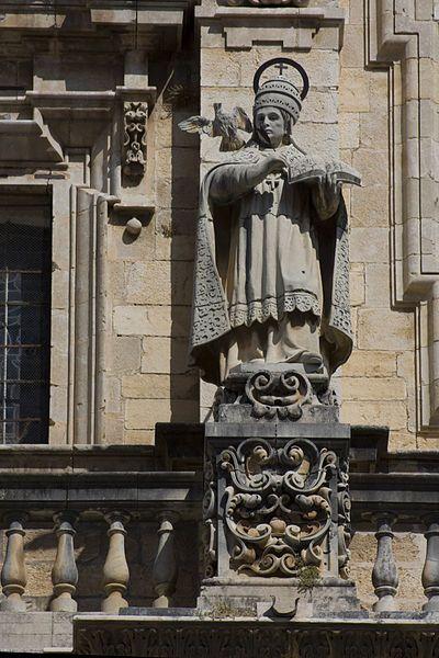 San Gregorio Magno (Catedral de Jaén, España)