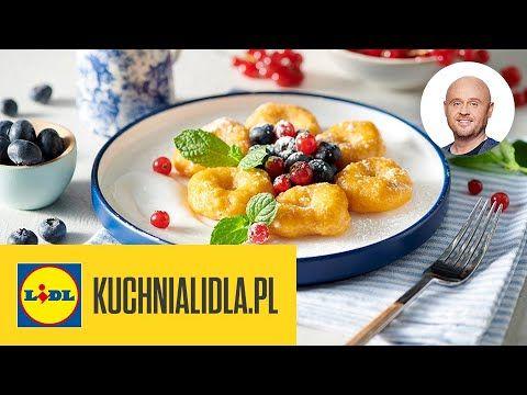 Najszybciej Znikajace Kluski Dyniowe Z Jogurtem I Owocami Pawel Malecki Kuchnia Lidla Youtube Food Fruit Salad Fruit
