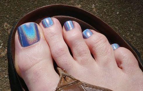 unhas dos pés pintadas - Pesquisa Google