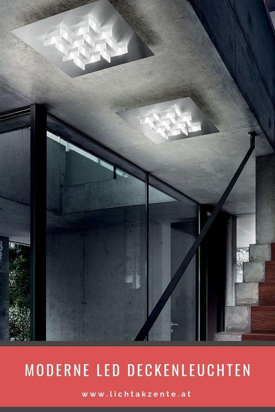 Braga LED Deckenleuchte Cristalli PL60 in 2020 | Deckenlampe