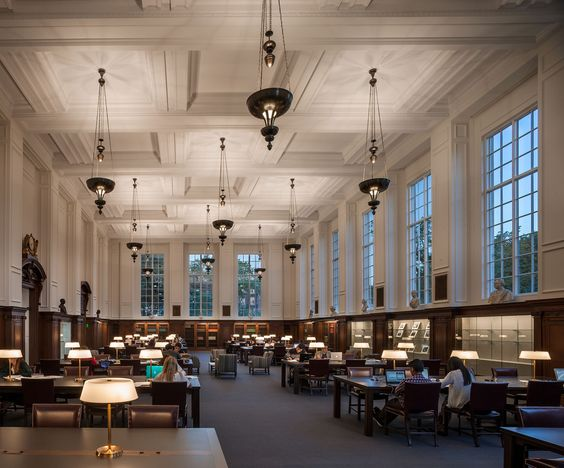 Brown University John Hay Library - Selldorf Architects - New York