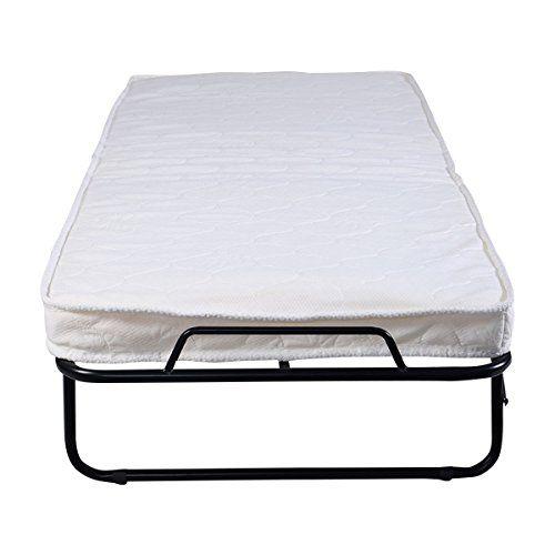Stark Item Folding Bed Foam Mattress Twin Roll Away Guest Portable Sleeper Pull Out Foam Mattress Bed Mattress Twin Mattress